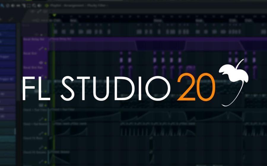 FL Studio 20 汉化pj版下载 附安装教程视频